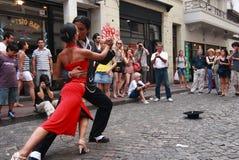 aires buenos tango Zdjęcia Royalty Free