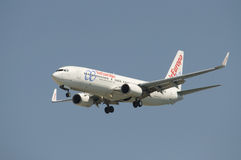 Aireuropa Boeing 737 Stock Photography