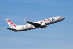 AirEuropa Boeing 737NG Stock Images