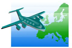 Airfare Stock Images