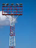 Airfield Lighting Pylon Royalty Free Stock Photos