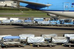 Airfreight Stock Image
