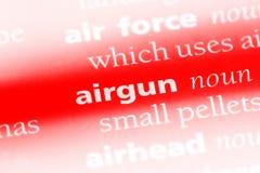 airgun Foto de Stock Royalty Free