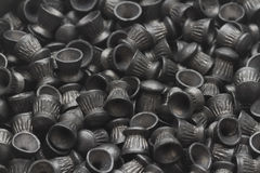 Airgun pellets Royalty Free Stock Images