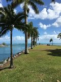 airlie beach sunny day Royalty Free Stock Photo