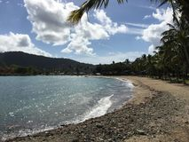 airlie beach sunny day Royalty Free Stock Photography