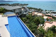 Airlie Beach View Royalty Free Stock Image