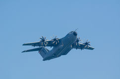 Airlifter Airbusses A400M Stockfoto