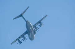Airlifter Airbusses A400M Stockbild