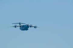 Airlifter Airbusses A400M Lizenzfreie Stockfotos