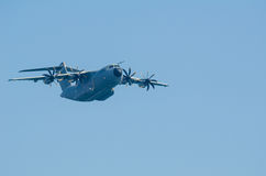 Airlifter Airbusses A400M Stockfotografie