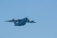 Airlifter Airbusses A400M Lizenzfreie Stockbilder