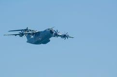 Airlifter för flygbuss A400M Arkivbild