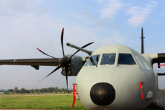 Airlifter Royalty Free Stock Photos
