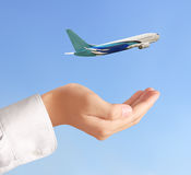 Airline Business Royalty Free Stock Photos