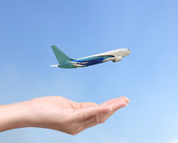 Airline Business Stock Photography