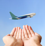 Airline Business Royalty Free Stock Photo