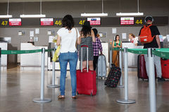 Free Airline Counter Check In Stock Photos - 72742613