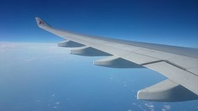 Airline royalty free stock photography
