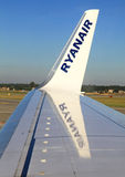 Airline Ryanair Stock Photography
