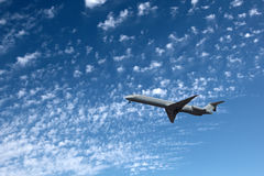 Airliner. Royalty Free Stock Images
