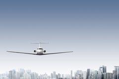 airliner Immagine Stock Libera da Diritti