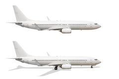 airliner Photos libres de droits
