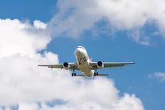 airliner Imagen de archivo