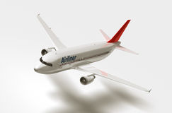 Airliner. Royalty Free Stock Photography