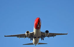 Airliner takeoff Stock Photos