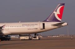 Airmacau Airbus A321 b-mbb Stock Image