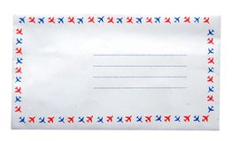 Airmail Stock Images