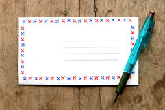 Airmail Royalty Free Stock Image