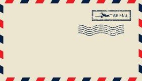 airmail Foto de Stock Royalty Free
