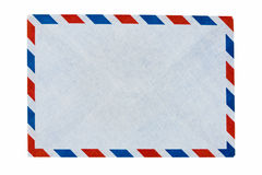 For airmail envelope Stock Photos
