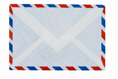 For airmail envelope Stock Photo