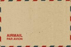 Airmail list Zdjęcia Royalty Free