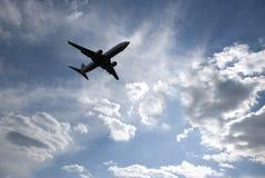 Airoplane Stock Image