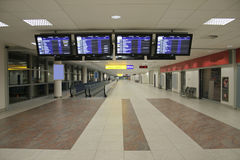 airp bilboard διεθνής Στοκ Φωτογραφία