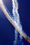 Airpane segue o sumário Imagem de Stock Royalty Free