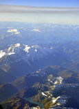 airphoto Royaltyfria Bilder