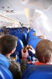 Airplain Salon Stockfotografie