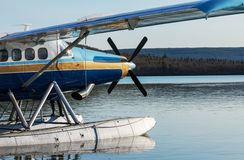 Airplan Foto de Stock Royalty Free