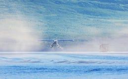Airplan Stock Image
