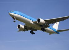 Airplane 10 Royalty Free Stock Photography