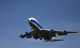 Airplane 12 Stock Image