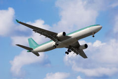 Airplane A330 Royalty Free Stock Photography
