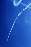 Airplane acrobatics Stock Photos