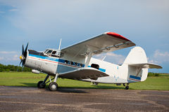 Airplane Antonov 2 Royalty Free Stock Images