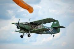 Airplane antonov an2 Stock Image
